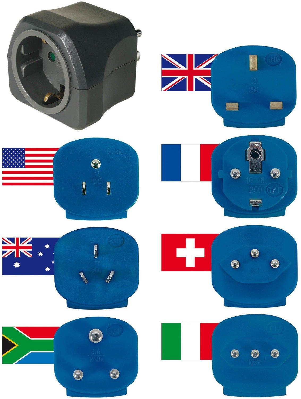 Stecker adapter vergleichen - Prise electrique anglaise ...