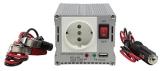 Eurosell HQ Profi Wechselrichter + USB-Port 12V -> 230V 300W 300 WATT KFZ AUTO BOOT Batterie Spannungswandler Konverter Converter -