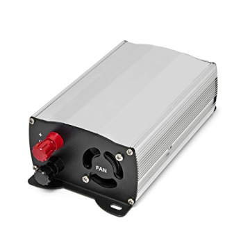 Filmer 36206 Spannungswandler Power Converter 12V auf 230V, 300W -