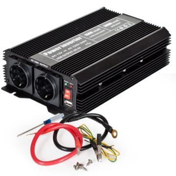 TecTake® Spannungswandler Wechselrichter Inverter 12 V auf 230 V 1500W 3000W -